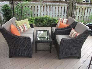 Brighten up your furniture