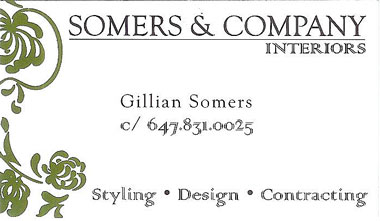 Somers & Company Interiors